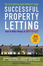 Successful Property Letting: How to Make Money in Buy-to-Let by David...