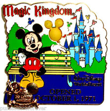 WDW Dave Smith Collection - Magic Kingdom Opening LE 2000 Pin