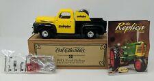 ERTL Collectables 1951 Ford Pickup 19333 Meineke 1998 Vintage Die Cast Metal