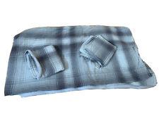 Flanell Bettwäsche Übergröße 200x220 + Kopfkissen 80x80