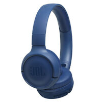 JBL TUNE500BT Wireless On-Ear Headphones with One-Button Remote and Mic
