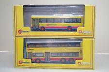 Corgi Classics pair in 'Citybus' (Hong Kong) livery