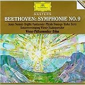 Ludwig van Beethoven - Symphony No. 9 (Norman/Domingo/Bohm) (CD 1994)