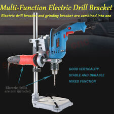 Electric Drilling Stand Holder Double Head for 42mm Drill Machine Workbench Tool