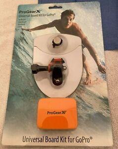 ProGear X Universal Board Kit for GoPro - Surfboard Wakeboard Kiteboard Etc...