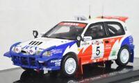 Nissan Pulsar GTI-R 1991 SAFARI Rally STIG BLOMQVIST 1:43 LUMYNO