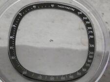 OMEGA speedster TV 1045 176.014 original GLASS MINERAL NOS ORIGINAL