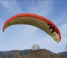 Paraglider wing Nova Rookie S 75-100kg DHV 1-2