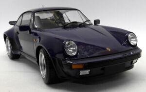 Minichamps 1/12 Scale Diecast - 125 066120 Porsche 911 Turbo 1977 Lilac