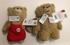 "Ted The Movie 8"" Talking Lot Of 2 New W/Tags"