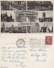 Manchester Post-War (1945 Present) Printed Collectable English Postcards