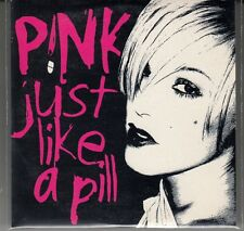 """CD SP  PINK  """"JUST LIKE A PILL"""""""