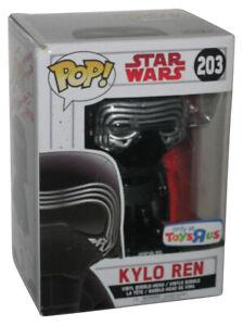 Star Wars Jedi Masked Kylo Ren Funko POP! Vinyl Figure 203 - (Toys R Us Exclusi