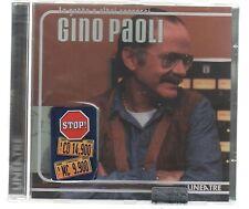 GINO PAOLI LA GATTA E ALTRI SUCCESSI LINEATRE  CD SIGILLATO!!!