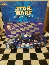 Action 1:18 Jeff Gordon 1999 Star Wars Episode One Monte Carlo