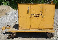 Gang Box Cart 7 Door 72 Inch Box 18281LR