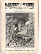 1906 Harpers Weekly May 5 - San Francisco Earthquake