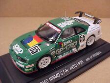 Ebbro 1/43 Diecast Nissan Skyline Nismo GT-R, 1995 JGTC, JOMO, #55, Suzuki  #360