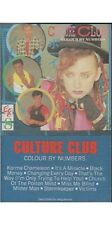 Colour By Numbers ~ Culture Club ~ Pop ~ Cassette ~ Good