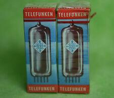 (2) Telefunken ECH 83 Tubes, NOS/NIB!