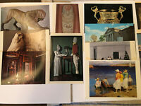 CINCINNATI ART MUSEUM LOT OF 13 COLOR POSTCARDS