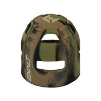 New Exalt Paintball 45-88ci 47 48 68 3k 4500 Tank Grip Bottle Cover  Jungle Camo