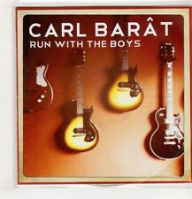 (GS950) Carl Barat, Run With The Boys - 2010 DJ CD