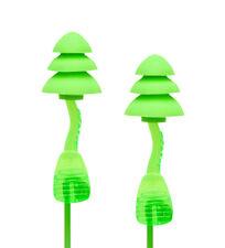50 Pairs Moldex NEW Reusable Ear Plugs - Twisters Trio Cord soft TPE Earplugs