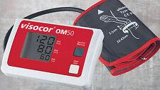 visocor OM 50 vollautomat. Oberarm-Blutdruckmessgerät - neu & OVP v. med. FH