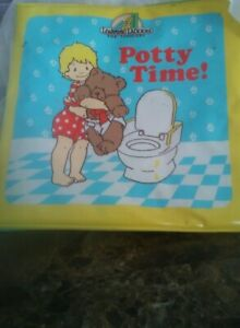 Potty Time book on potty training