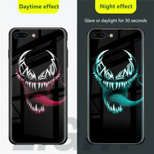 Luxury Luminous Case for iPhone 11 Pro Max XS XR Hard Back Cover iPhone 7 8 Plus
