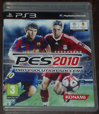 PS3. PES 2010 Pro Evolution Soccer. Sony Playstation 3