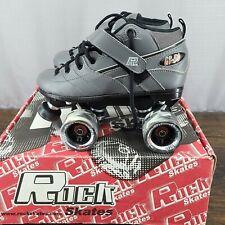SureGrip Rock Gt50 Indoor/outdoor Quad Roller Skates Size 6
