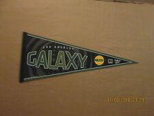 MLS Los Angeles Galaxy Vintage Circa 2003 Logo Soccer Pennant