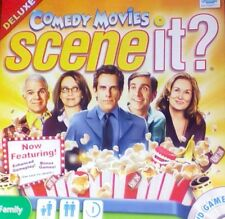 Scene It Comedy Movies Board Game