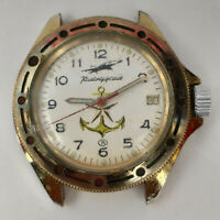 Vostok Komandirskie First Class Sign Air Force Amphibian USSR Military Watch SU