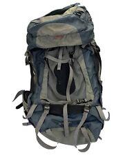 FAST SHIP - Osprey Aether 70 XL Hip Belt Isoform CM Through Hike Pack Blue/Grey