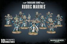 Games Workshop - THOUSAND SONS RUBRIC MARINES, 43-35