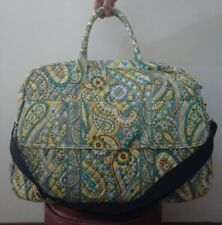 Vera Bradley Extra Large Duffle Traveling bag in PAISLEY