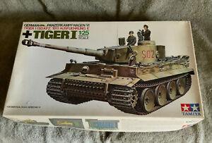 Tamiya Series No 11. 1/25 German Army Heavy Tiger Tank