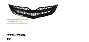FRONT GRILLE FOR TOYOTA YARIS NCP93 2006-ONWARDS