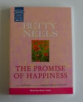 The Promise of Happiness - by Betty Neels - MP3CD - Unabridged Audiobook