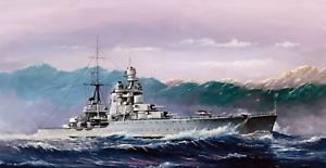 Hobbyboss 1:350 Italian Heavy Crui, #HB86502