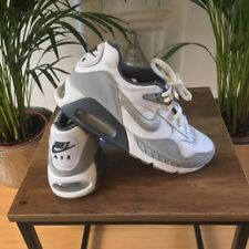 Nike Air Max Ladies Triple Grey Trainers Uk Size 5