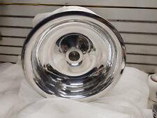 Solid Disc Wheel Blank 10.5x18 Billet Cut your own Harley Chopper Ironhorse 280-