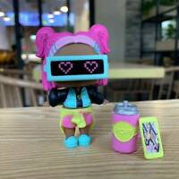 LOL Surprise Confetti Pop VRQT, V.R.Q.T. Series 3 L.O.L. doll