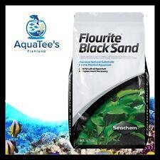 Seachem Flourite BLACK Sand 7kg Planted Aquarium Fish Tank Substrate Shrimp Nano