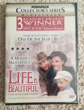 Life Is Beautiful (Dvd, 1999) New Sealed
