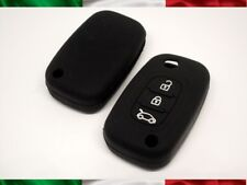 COQUILLE CLÉ SMART 453 SILICONE FORTWO FORFOUR COVER NOIR 3 TOUCHES CLÉ SHELL