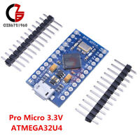 1/2/5/10PCS Leonardo Pro Micro ATmega32U4 8MHz 3.3V Replace Arduino ATmega328